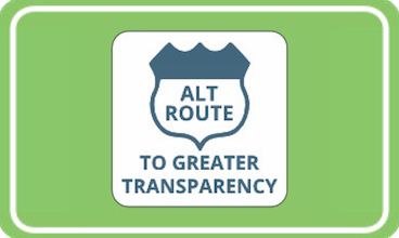 Alternate-Route-To-Greater-Company-Transparency